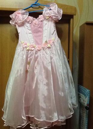 Платье на выпускной, для ребёнка