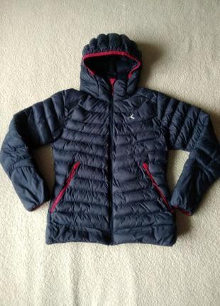 Спортивная куртка на синтепоне осенняя-весенняя