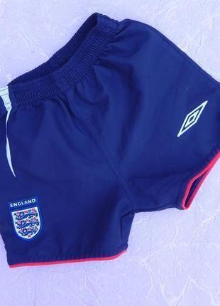 Спортивные шорты umbro 2-3 года 22-98 см