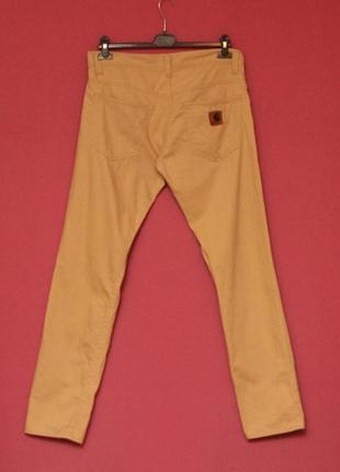 Carhartt buccaneer pant 32 / 32 джинсы брюки из денима