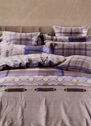 Комплект постельного белья / євро/турция /koloko