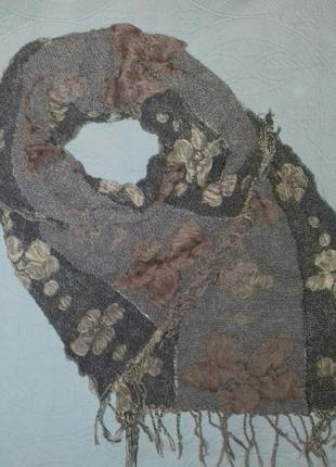 Шарф, шарф, хомут, платок, палантин