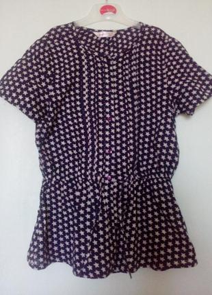 Очаровательная блузка для девочки