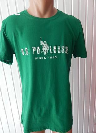 Футболка мужская u.s.polo asn