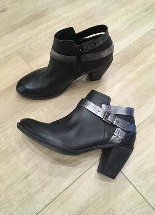 Ботинки від bugatti!!! шкіра!