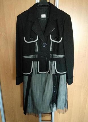 Шерстяний костюм
