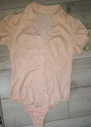 Тренд нарядна блузка - боді