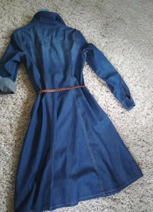 Очень стильное джинсовые платье, arizona, p. 406 фото