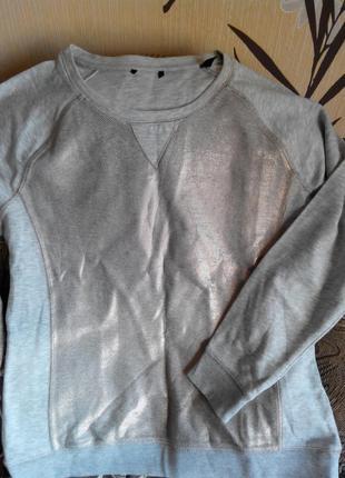 Стильный нарядный свитшот от тсм чибо (германия ) 42евро4 фото
