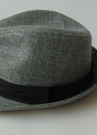 Шляпа трилби c&a 60 р