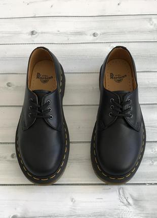 Туфли 1461 black nappa