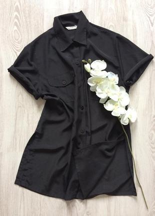 Рубашка з розрізами marks&spencer