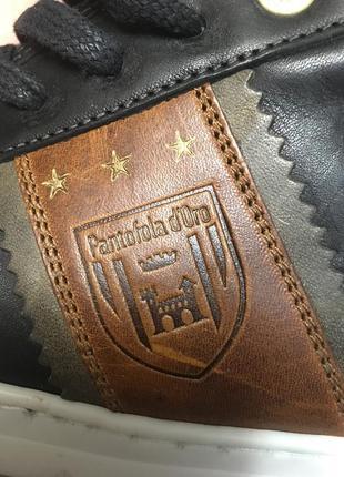 Кеды/кроссовки pantofola d'oro.