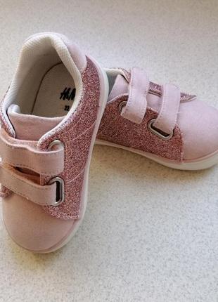 Кроссовки на липучках3 фото