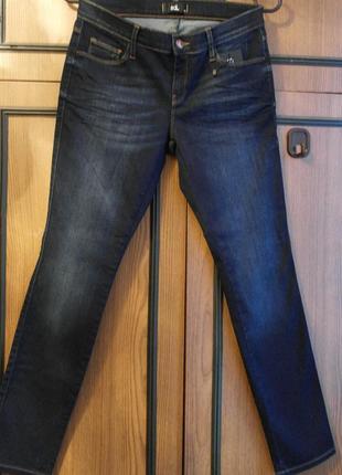 Темно-синие джинсы adl