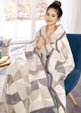 Фирменное теплое одеяло dralon meradiso 150*200 см