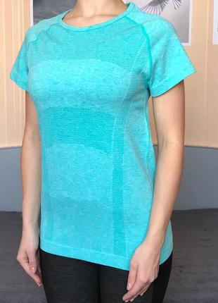 Спортивная футболка  work out майка одежда для фитнеса