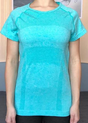 Спортивная футболка  work out майка одежда для фитнеса2 фото