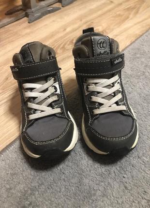 Ботинки chetto