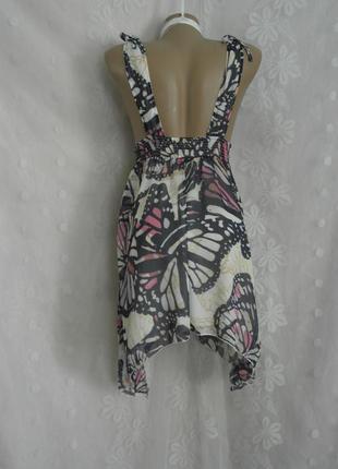 Шифоновое платье-сарафан на жаркое лето -s-м и  хl.3 фото