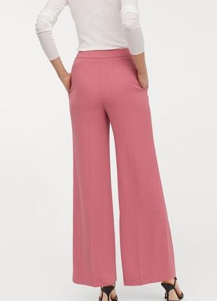 Шикарные классические брюки  с высокой талией премиум коллекции h&m