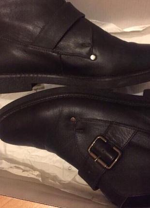 Кожаные ботинки viko