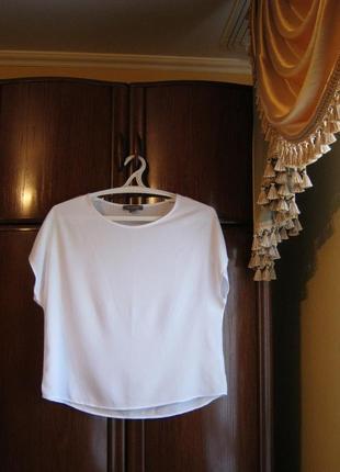 Блуза оверсайз primark, 100% вискоза, размер 12/40