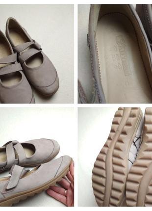 Актуальные комфортные кожаные туфельки, ladysko, p. 41