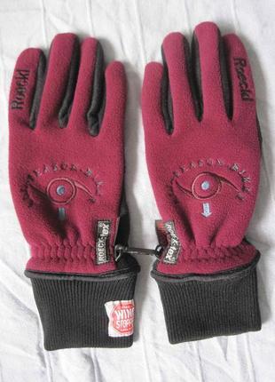 Roeckl (s) велоперчатки женские мембранные