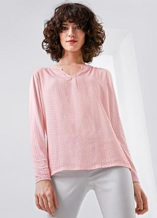 Женская нежная и мягкая блуза от tchibo(германия), tcm tchibo