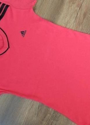 Big sale! яркая футболка adidas р.s-m/42-44