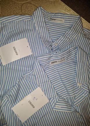 Продам новую женскую рубашку в полосочку