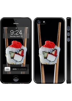 Пластиковый чехол на iphone 5/5s/se