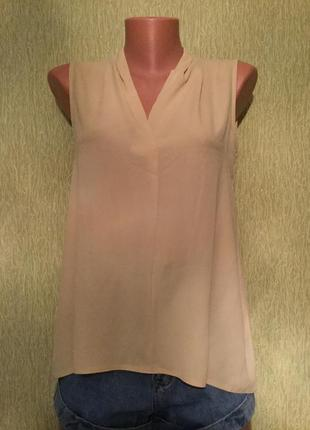 Блузка шифоновая next 10 размер