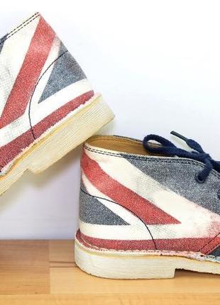 Деми ботинки кларкс2 фото