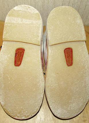 Деми ботинки кларкс3 фото