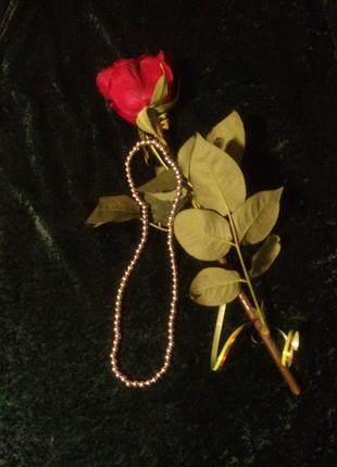Бусы, ожерелье, бижутерия.