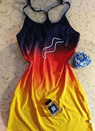 Красивое платье сарафан 💥 adidas 💥 оригинал 💗 из германии 🇩🇪