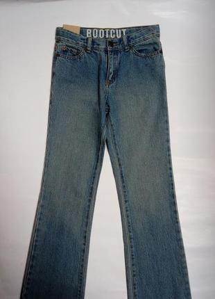 Джинсы, подростковые, на мальчика, брюки, 146