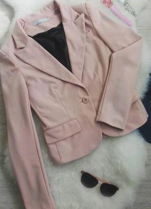 Пудровий піджак