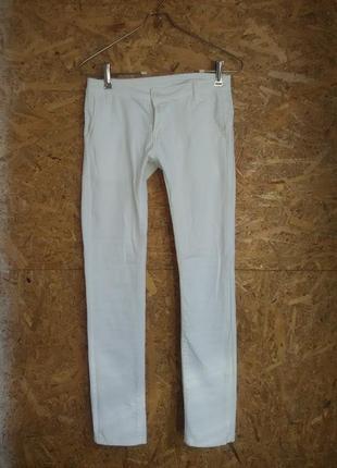 Летние джинсы скинни