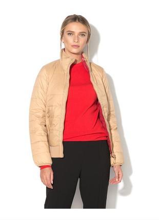 Куртка-пуховик двусторонняя