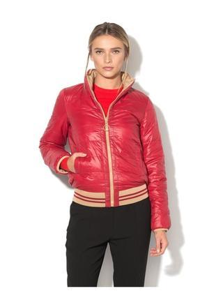 Куртка-пуховик двухсторонняя