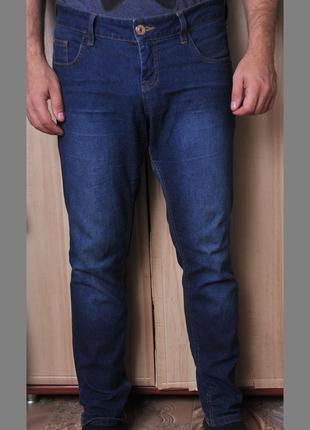 Мягкие тонкие   джинсы esmara