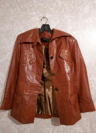 Шкіряна куртка / кожаная куртка