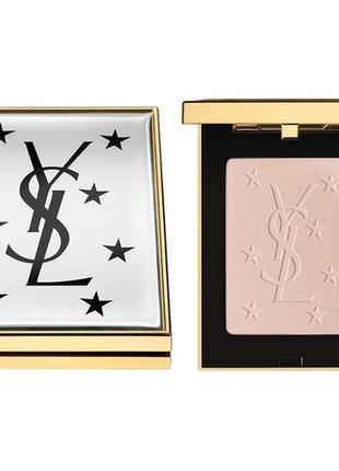 Хайлайтер  ysl beauty palette star
