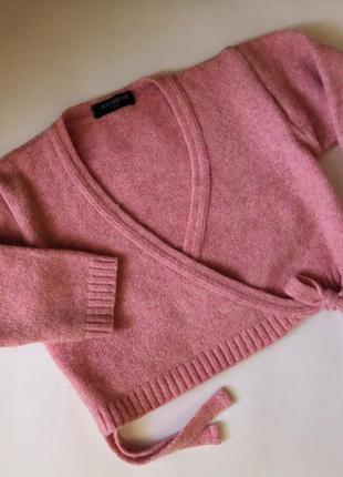 Тёплый, качественный свитерок jojo maman bebe на 2-3 годика