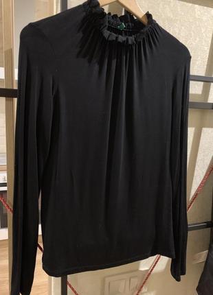 United colors of benetton кофта чёрная