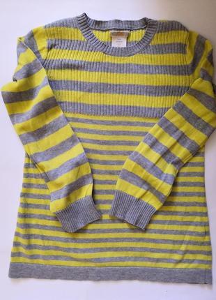 Лёгкий свитерок-туника  joe kids enfants на 6-7 лет