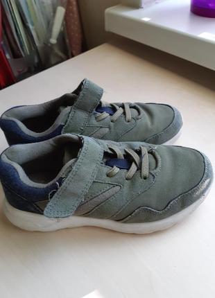 Немецкие кроссовочки primark р-р31(19.5см)